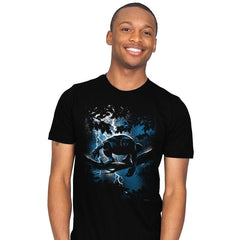 The Dark Panther Returns - Mens - T-Shirts - RIPT Apparel