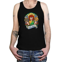 Our Lady of Sarcasm Reprint - Tanktop - Tanktop - RIPT Apparel