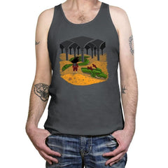 The Desolation of Shenron - Tanktop - Tanktop - RIPT Apparel