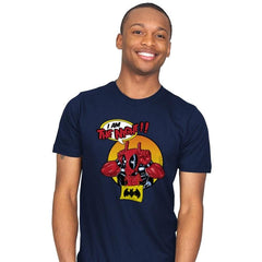 I'M THE NIGHT! - Best Seller - Mens - T-Shirts - RIPT Apparel