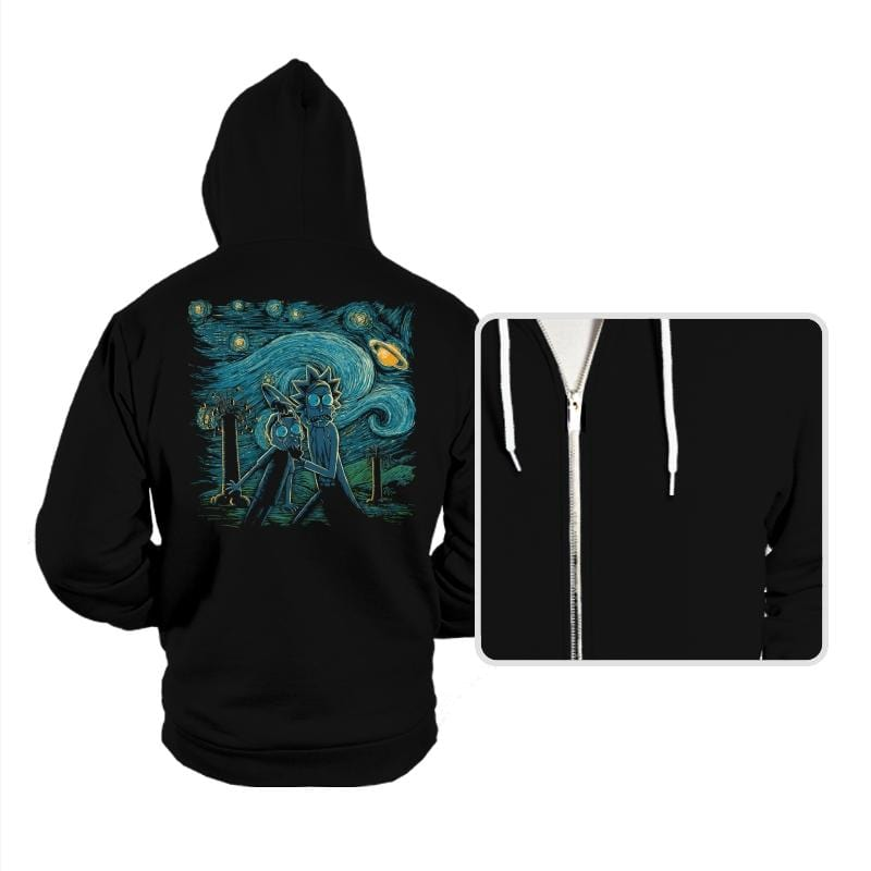 Starry Science - Hoodies - Hoodies - RIPT Apparel