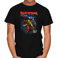 Iron Michael: The Thriller Exclusive - Mens - T-Shirts - RIPT Apparel