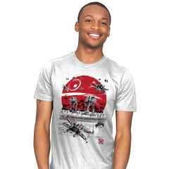 Battle on the Beach - Mens - T-Shirts - RIPT Apparel
