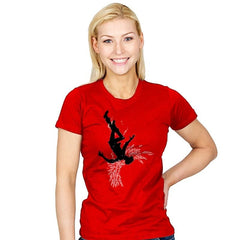 Fallen Angel - Womens - T-Shirts - RIPT Apparel