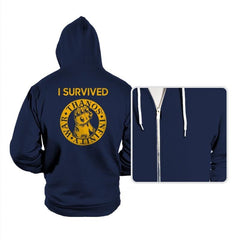 Infinity Survivor - Hoodies - Hoodies - RIPT Apparel