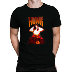 HONK! - Mens Premium - T-Shirts - RIPT Apparel