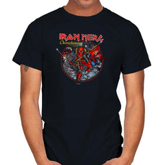 Iron Merc Exclusive - Mens - T-Shirts - RIPT Apparel
