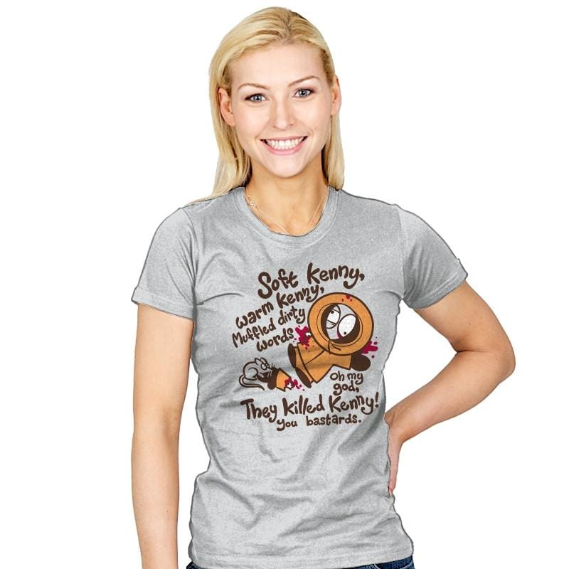 Soft Kenny - Womens - T-Shirts - RIPT Apparel