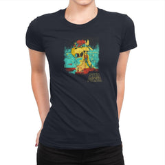 Star Power Exclusive - Womens Premium - T-Shirts - RIPT Apparel