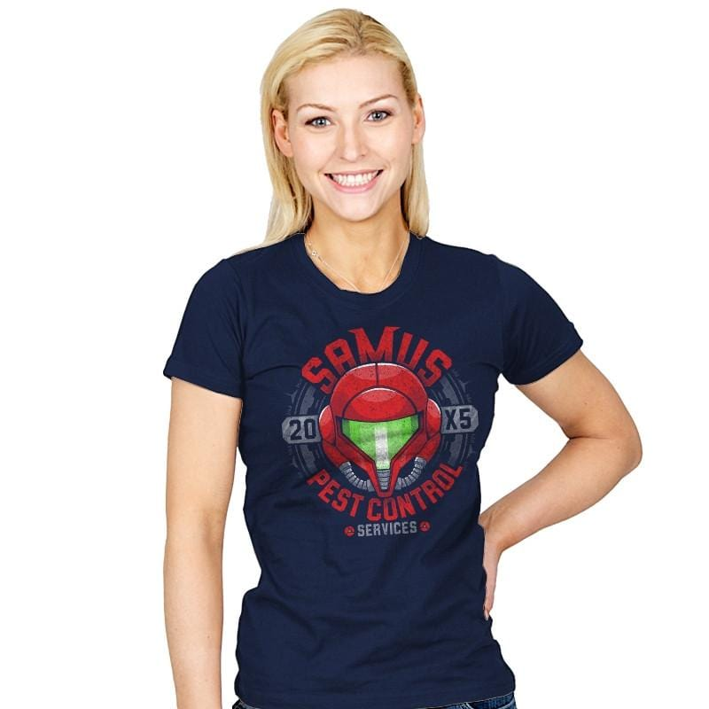 Pest Control Services - Womens - T-Shirts - RIPT Apparel