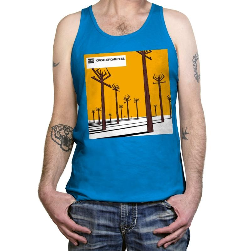 Origin of Darkness - Record Collector - Tanktop - Tanktop - RIPT Apparel