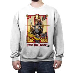 ENTER THE DRAGON - Crew Neck Sweatshirt - Crew Neck Sweatshirt - RIPT Apparel