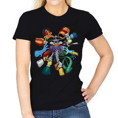Darkwick Duck - Womens - T-Shirts - RIPT Apparel