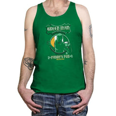 Green Man Irish Green Ale - Tanktop - Tanktop - RIPT Apparel