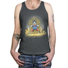Gold Throne - Tanktop - Tanktop - RIPT Apparel