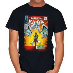 The Amazing Kaiba - Mens - T-Shirts - RIPT Apparel