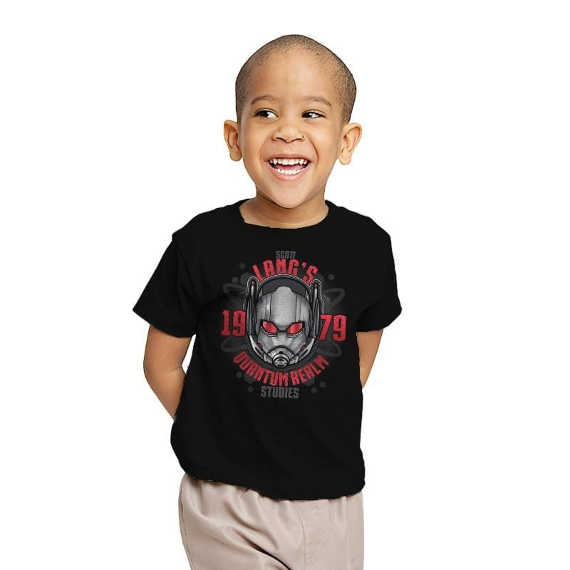 Quantum Realm Studies Exclusive - Youth - T-Shirts - RIPT Apparel