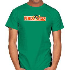 St. Paddy's Exclusive - St Paddys Day - Mens - T-Shirts - RIPT Apparel