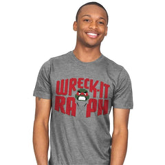 Wreck-It Raph Exclusive - Mens - T-Shirts - RIPT Apparel