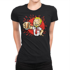 Zombie Boy - Best Seller - Womens Premium - T-Shirts - RIPT Apparel
