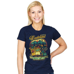 Nuclear Summer Camp - Womens - T-Shirts - RIPT Apparel