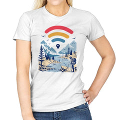 Internet Explorer - Womens - T-Shirts - RIPT Apparel