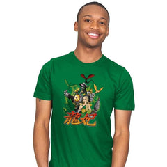 A Song of Zords and Fire Exclusive - Mens - T-Shirts - RIPT Apparel