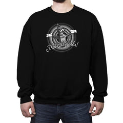 That's All, Jerks! - Crew Neck Sweatshirt - Crew Neck Sweatshirt - RIPT Apparel