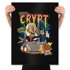 Cookie Crypt Cereal - Prints - Posters - RIPT Apparel