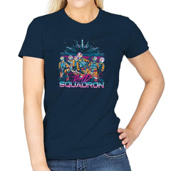 Rad Squadron Exclusive - Womens - T-Shirts - RIPT Apparel
