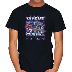 Give Me Your Face Exclusive - Mens - T-Shirts - RIPT Apparel