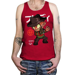 The Nightmare - Tanktop - Tanktop - RIPT Apparel