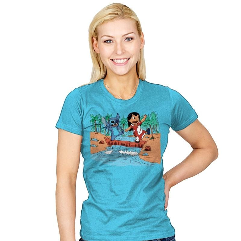 L + S Forever - Womens - T-Shirts - RIPT Apparel