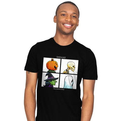 Ghouliez: Halloween Daze - Mens - T-Shirts - RIPT Apparel