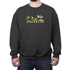 The Beetle - Crew Neck Sweatshirt - Crew Neck Sweatshirt - RIPT Apparel