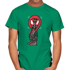 Peanut Spida - Mens - T-Shirts - RIPT Apparel