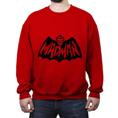 MADMAN - Crew Neck Sweatshirt - Crew Neck Sweatshirt - RIPT Apparel