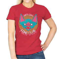 Santa Carla Fang Club - Womens - T-Shirts - RIPT Apparel