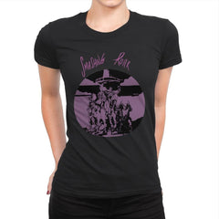 Smashing Roar - Womens Premium - T-Shirts - RIPT Apparel