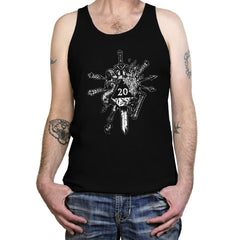 High Rollin - Tanktop - Tanktop - RIPT Apparel