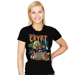Cookie Crypt Cereal - Womens - T-Shirts - RIPT Apparel