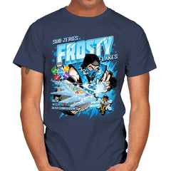 Frosty Flakes Cereal - Anytime - Mens - T-Shirts - RIPT Apparel