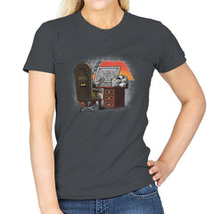 Madsweeper - Womens - T-Shirts - RIPT Apparel