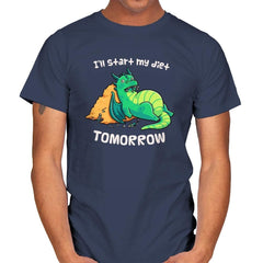 Tomorrow is a New Day - Mens - T-Shirts - RIPT Apparel