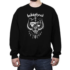 Beböphead - Crew Neck Sweatshirt - Crew Neck Sweatshirt - RIPT Apparel