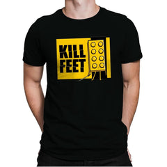 Kill Feet - Mens Premium - T-Shirts - RIPT Apparel