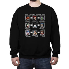 Mega Mouse - Crew Neck Sweatshirt - Crew Neck Sweatshirt - RIPT Apparel
