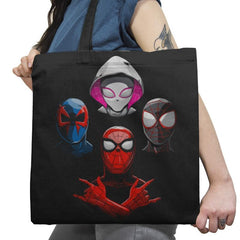 Arachnid Rhapsody Exclusive - Tote Bag - Tote Bag - RIPT Apparel