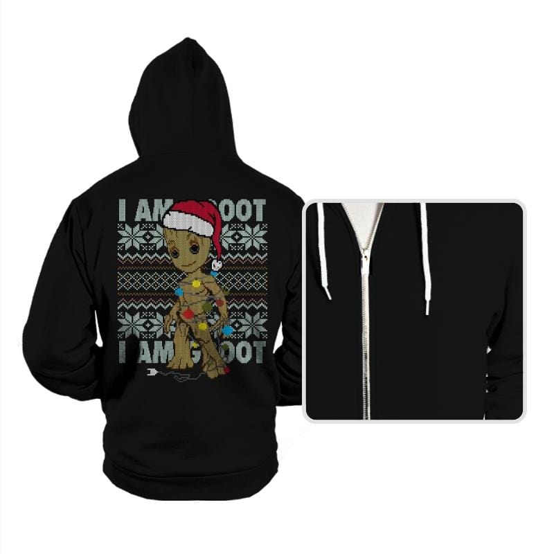I am Grootmas - Hoodies - Hoodies - RIPT Apparel