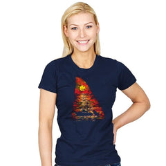Ocean Predator - Womens - T-Shirts - RIPT Apparel